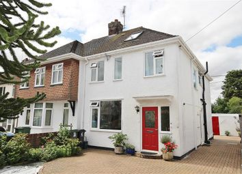 Thumbnail 4 bed semi-detached house for sale in Sellwood Road, Abingdon-On-Thames