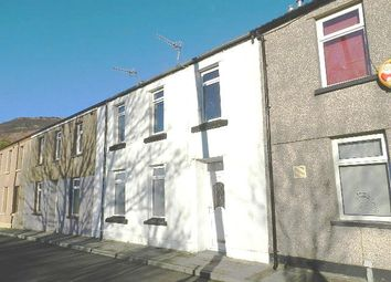 Thumbnail 3 bed terraced house to rent in Catherine Street, Pentre