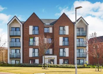 2 bed flat for sale in Vespasian Road, Milton Keynes, Bucks MK11