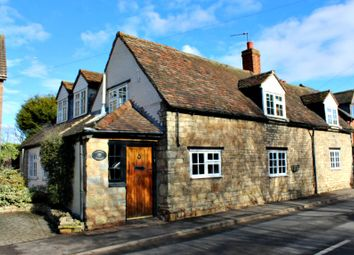 Thumbnail 3 bed detached house for sale in Binswood End, Harbury