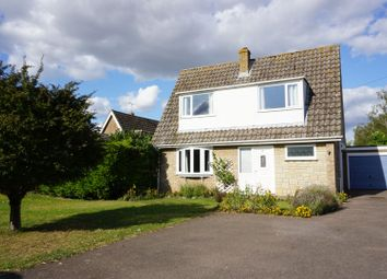 Thumbnail 3 bedroom detached house for sale in Capel Close, Troston