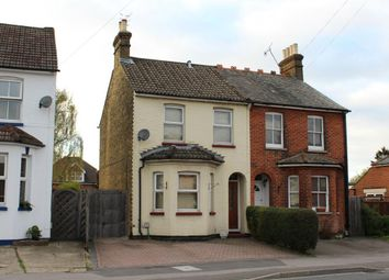 Thumbnail 3 bed semi-detached house for sale in North Lane, Aldershot