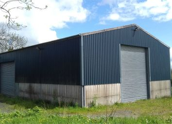 Thumbnail Property to rent in Commercial Building At Efailwen, Clynderwen, Carmarthenshire