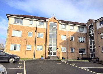 Thumbnail 2 bed flat for sale in Queen Elizabeth Court, Clydebank