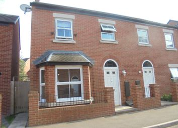 Thumbnail 3 bedroom semi-detached house for sale in The Nettlefolds, Hadley, Telford