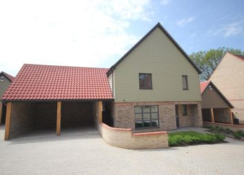 Thumbnail 5 bedroom detached house for sale in Lower Road, Stuntney, Ely