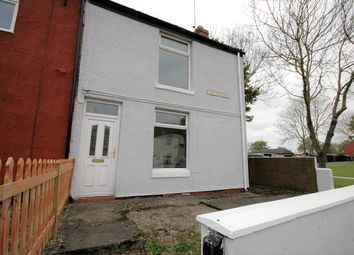 Thumbnail 2 bedroom end terrace house for sale in Low Willington, Willington, Crook