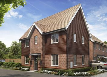 "Thumbnail 3 bedroom detached house for sale in ""Morpeth 2"" at Taylor Close, Harrietsham, Maidstone"