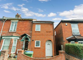 Thumbnail 2 bed end terrace house for sale in Northcote Road, Southampton