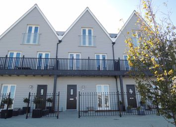Thumbnail 3 bed property to rent in Berkeley Gardens, Parkfield Street, Rowhedge, Colchester