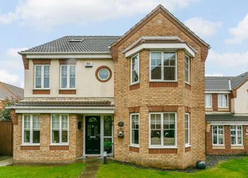 Thumbnail 5 bed detached house for sale in Priory Court, Gomersal