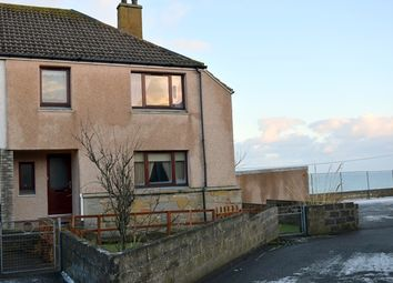 Thumbnail 3 bed semi-detached house for sale in Golfview Place, Lybster