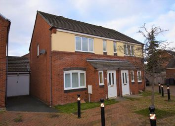 Thumbnail 3 bed semi-detached house to rent in Caldera Road, Hadley, Telford