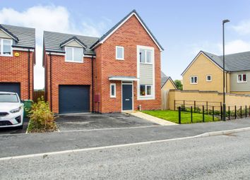 Thumbnail 3 bed detached house for sale in Farnsworth Lane, Clay Cross, Chesterfield
