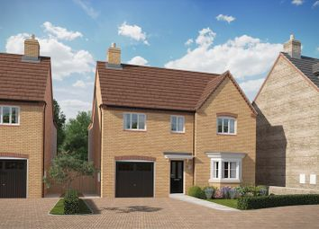 Thumbnail 4 bed detached house for sale in New Yatt Road, North Leigh Oxfordshire