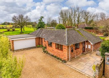 Main Road, Littleton, Winchester SO22. 3 bed detached bungalow