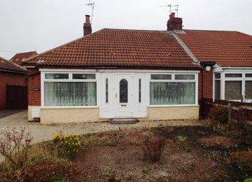 Thumbnail 2 bedroom bungalow for sale in Boundary Houses, Houghton Le Spring, Tyne And Wear
