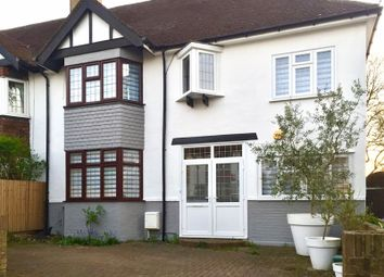 Thumbnail 5 bed semi-detached house for sale in Glenfield Road, Banstead