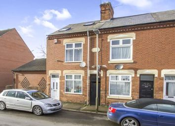 Thumbnail 3 bed end terrace house for sale in Beaumanor Road, Leicester