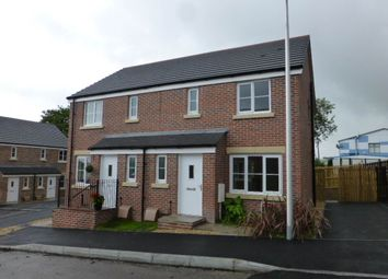 Thumbnail 3 bed semi-detached house to rent in Bro Eithin, Cefneithin, Llanelli