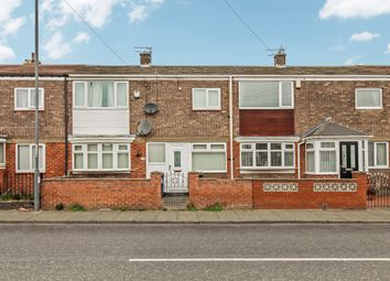 Thumbnail 3 bed terraced house to rent in Winskell Road, South Shields