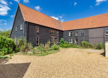 Thumbnail 6 bed barn conversion for sale in Manor Farm Court, Cottenham, Cambridgeshire