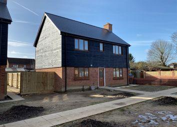 Thumbnail 3 bed detached house for sale in Lime Kiln Lane, Holbury, Southampton
