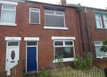 Thumbnail 2 bedroom terraced house for sale in Somerset Street, New Silksworth, Sunderland
