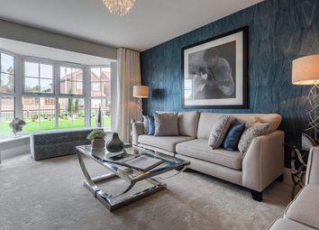 "Thumbnail 4 bed detached house for sale in ""The Mulbridge"" at Vigo Lane, Chester Le Street"