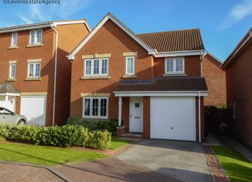 Thumbnail 4 bed property for sale in Garganey Walk, Scunthorpe