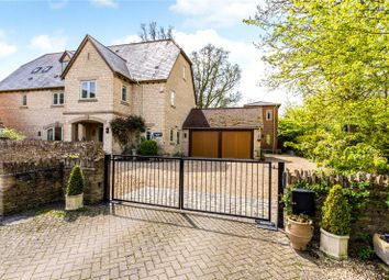 Thumbnail 6 bed detached house for sale in Home Farm Lane, Hannington, Wiltshire