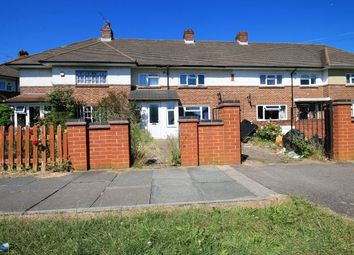 3 bed terraced house for sale in Masefield Crescent, Romford RM3