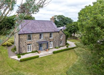 Thumbnail 8 bed detached house for sale in Round Well, Hayscastle, Haverfordwest, Pembrokeshire