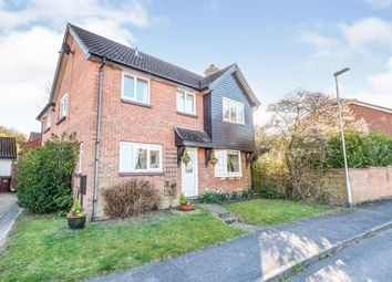 Thumbnail 5 bed detached house for sale in Farriers Way, Uckfield, East Sussex