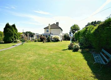 Thumbnail 3 bed detached house for sale in Station Road, Ponthir, Newport