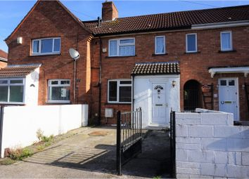 Thumbnail 3 bedroom terraced house for sale in Carisbrooke Road, Knowle