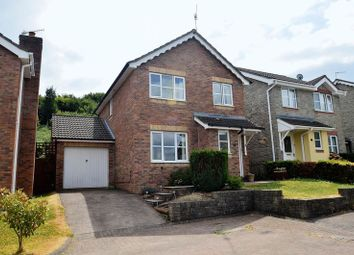 Thumbnail 3 bed detached house for sale in The Paddocks, Coleford