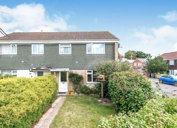 Thumbnail 3 bed end terrace house for sale in Townsend, Bournemouth, Dorset