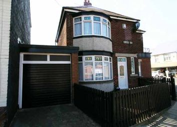 Thumbnail 3 bed detached house for sale in Caledonian Road, Hartlepool, Durham