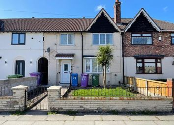 Thumbnail Town house for sale in Stanley Park Avenue North, Walton, Liverpool