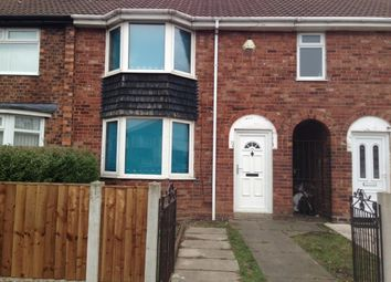 Thumbnail 3 bed terraced house to rent in Scargreen Avenue, Liverpool