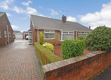 Thumbnail 1 bed semi-detached bungalow for sale in Keel Road, Off Compass Road, Hull