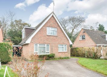 Thumbnail 3 bed detached house for sale in Parkway Gardens, Chandlers Ford, Eastleigh