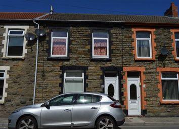 Thumbnail 3 bed terraced house for sale in Victoria Street, Merthyr Vale, Merthyr Tydfil
