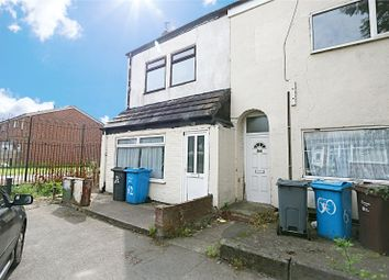 Thumbnail 3 bed end terrace house for sale in Pendrill Street, Hull, East Yorkshire
