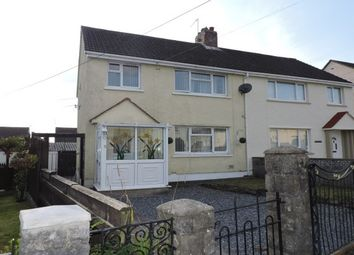 Thumbnail 3 bed property to rent in Maesyglyn, Glanamman, Ammanford