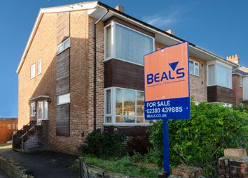 Thumbnail 2 bed maisonette for sale in Furze Road, Southampton