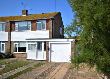 Thumbnail 3 bed semi-detached house for sale in Prior Road, Greatstone, New Romney