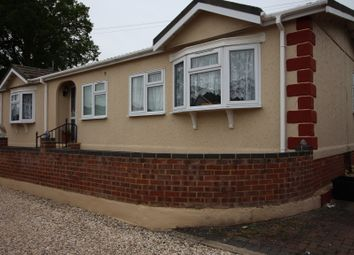 Thumbnail 3 bedroom bungalow for sale in Loddon Court Farm Park Homes, Beech Hill Road, Reading