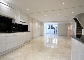 Thumbnail 4 bed property to rent in Abingdon Villas, Kensington